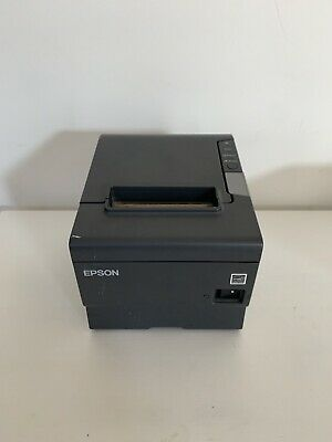 USED Epson TM-T88V M244A Point Of Sale Thermal Receipt Printer