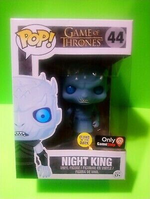 Funko Pop! Night King Glow in the Dark #44 Game of Thrones Exclusive