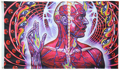 Tool Band Banner Dissection Lateralus Logo Flag 3x5ft banner US seller