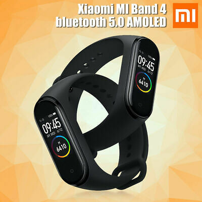 Xiaomi Mi Band 4 Intelligent Armband Watch Fitness Schwarz Global Version PD