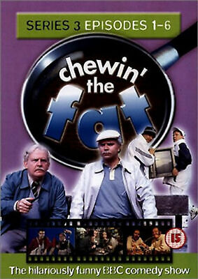 Chewin' The Fat Complete Series 3 Dvd   New Sealed