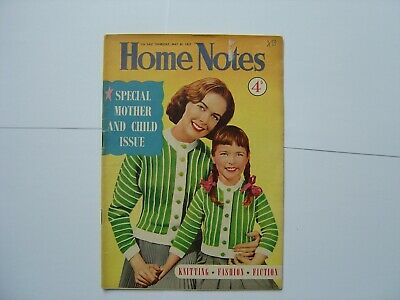 Home Notes : Special Mother And Child Issue : May 30, 1957