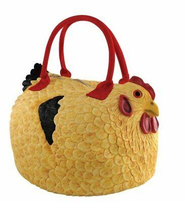 Rubber Chicken Purse - The 'Hen Bag' Handbag