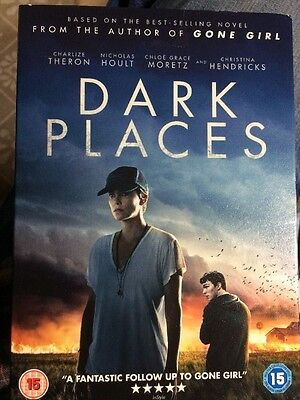 DARK PLACES (DVD, 2016)  in Outer Slipcase