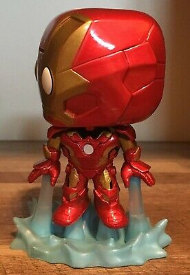 Funko POP! #66 | Avengers Age of Ultron | Iron Man Mark 43 | Funko 2015 LOOSE