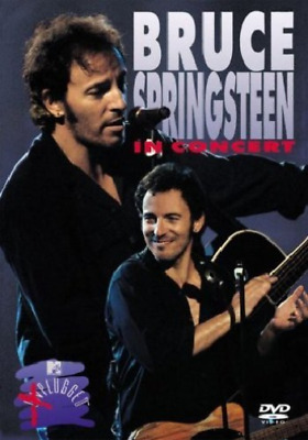 Bruce Springsteen: In Concert - MTV Plugged DVD NEW