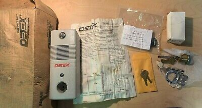 Detex EA-500 Exit Alarm Kit***LOOK***All Included***