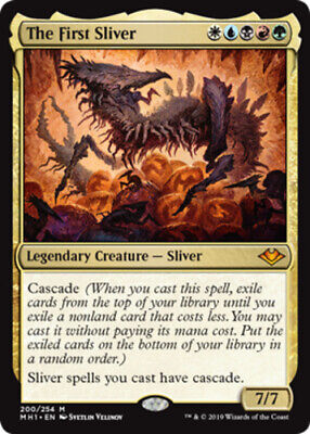 The First Sliver - Foil X1 (Modern Horizons) MTG (NM) *CCGHouse* Magic