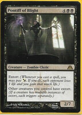 4 Blood Scrivener = Black Dragon/'s Maze Mtg Magic Rare 4x x4