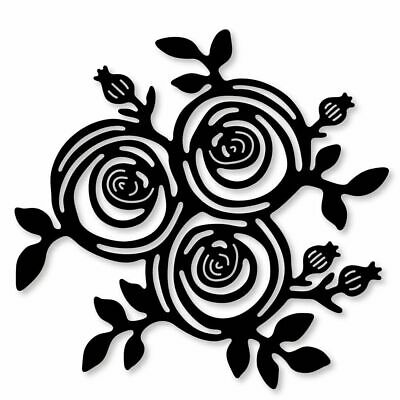 Flower Leaves Metal Cutting Dies Stencils For DIY Scrapbooking Photo Album Cards
