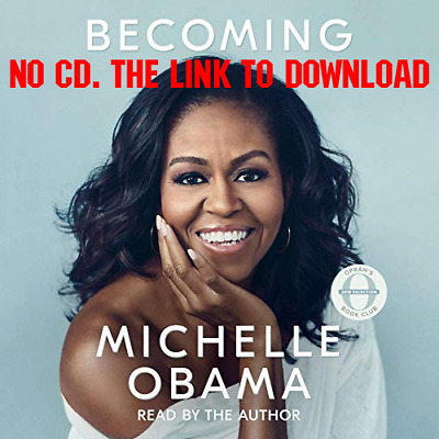 Becoming By Michelle Obama (Audiobook MP3)