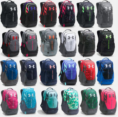 New With Tags Under Armour Hustle UA Storm 3.0 Backpack Laptop SchoolBag Fashion