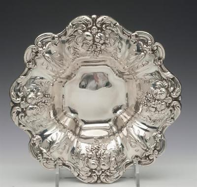 "Francis I by Reed & Barton Sterling Silver Serving Dish 7.5"",  X569"