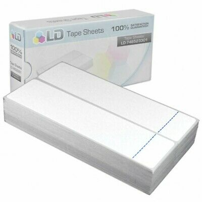 Compatible Postage Meter Tapes Neopost Hasler Single Strips 300 Count