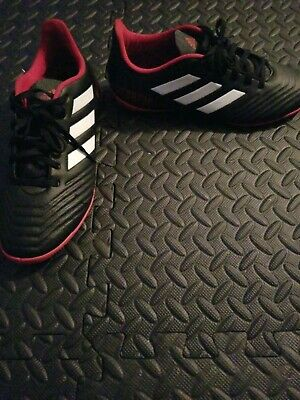 aace4d7c039 ADIDAS PREDATOR TANGO 18.4 IN Men's Indoor Soccer trainers DB2136 US Size  8.5