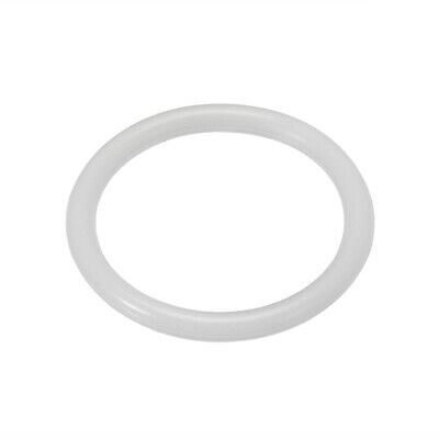 Silicone Faucet O-Ring Strainer Washer Drain Gasket 34mm OD White