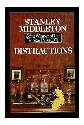 Distractions by Middleton, Stanley Book The Cheap Fast Free Post