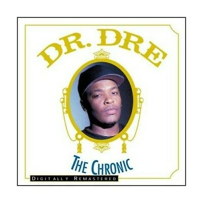 Dr. Dre - The Chronic - Dr. Dre CD K2VG The Cheap Fast Free Post The Cheap Fast