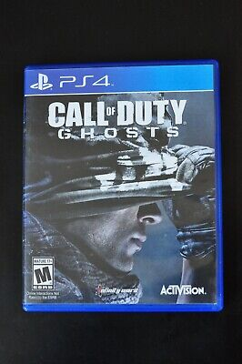 CALL OF DUTY: Ghosts PS4 [Brand New] - $19 03   PicClick