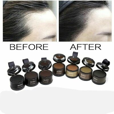 Look Great Hair Building Fibers Hairline Modified Loss Shadow Trimming Powder