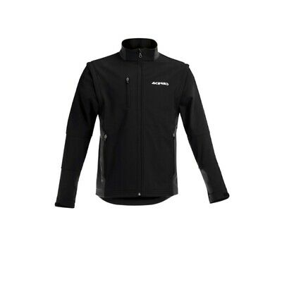 Acerbis 0017030.090.066 Giacca One One Nero Tg.l