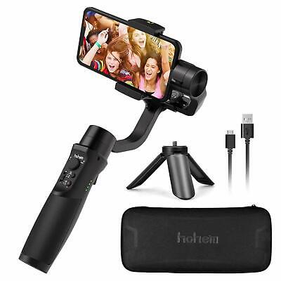 Hohem iSteady Mobile Plus 3-Axis Gimbal Stabilizer for Smartphone Vlog Youtube