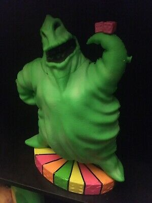Oogie Boogie 2018 Popcorn Bucket Mickey's No So Scary Halloween Disney Parks