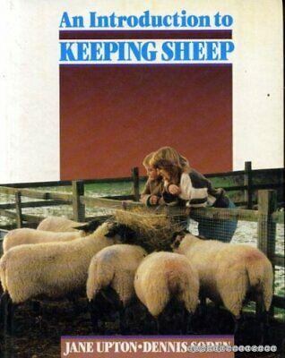 An Introduction to Keeping Sheep by Soden, Denis Hardback Book The Cheap Fast