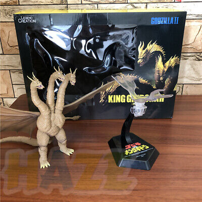 SHM.Godzilla: King of the Monsters King Ghidorah 2 Generations Figura de Juguete