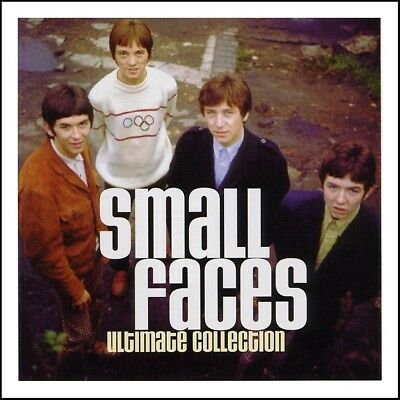 SMALL FACES (2 CD) ULTIMATE COLLECTION D/Remastered CD ~GREATEST HITS~BEST *NEW*