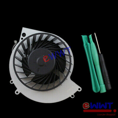 KSB0912HE Replacement Cooling Fan Part+Tool for Sony PS4 CUH-1001A 500GB ZVOT627