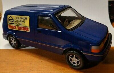 PUBLISHERS CLEARING HOUSE 1996 Prize Patrol Van Bank - $14 99 | PicClick