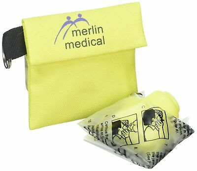 Merlin Medical E-Shield Emergency Resus CPR Face Mask