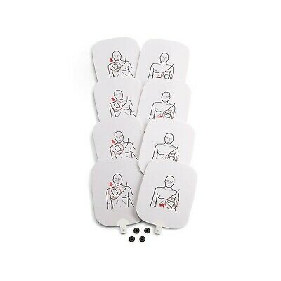 Reliance Medical Prestan AED Trainer Pads - Pack of 4