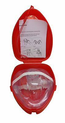 Pocket CPR Resuscitation Face Mask with Valve