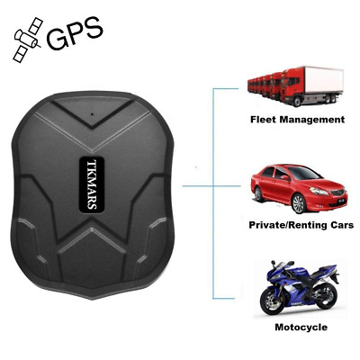 GPS Tracker Car TKMARS GPS Tracker with Powerful Magnet 3 Month Standby Tracker