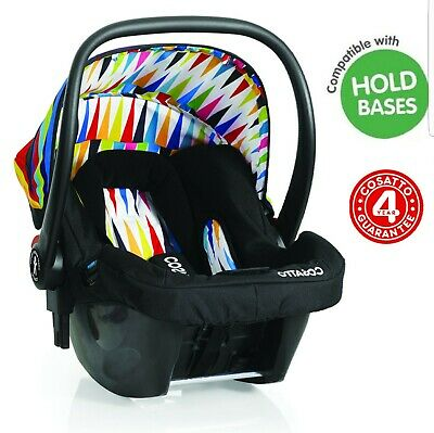 Ex Display Universal isofix base for Mothercare Roam /& Cosatto Hold car seats