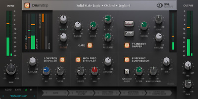 SSL4000 BUS COMPRESSOR Clone with Turbo Mod - See linked video