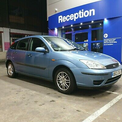 Ford Focus Lx 2003 1 6 Manual Mechanically Mint Just Seat In And Drive Away