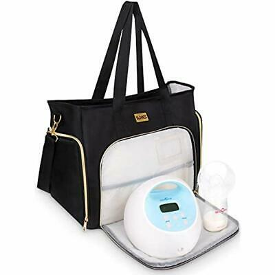 Breast Pump Bag Compatible For Spectra S1, S2, Madela, Lansinoh Electric - Large
