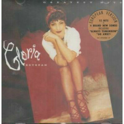 Gloria Estefan - Greatest Hits Europe Version CD