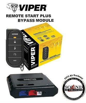 Viper 4606V 1 Way Car Truck Remote Start System W/ Bypass Module