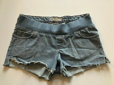 ASOS Maternity Denim Shorts Size 14