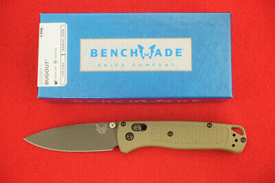 Benchmade 535Gry-1 Bugout Cpm-S30V Axis Lock Gray Pvd Coated Blade Knife, New