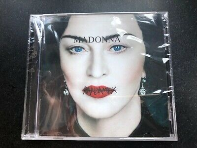 Madonna: Madame X CD 2019 NEW in shrink wrap - FREE SHIPPING