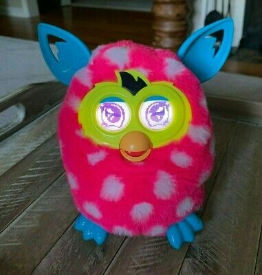 2012 FURBY BRIGHT Pink 7
