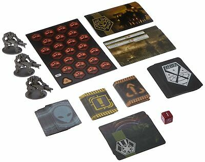 Fantasy Flight Games XC02 XCOM The Board Evolution Expansion Game, Multicolou...