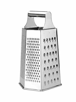 Lacor-60307-ST. STEEL 6 WAY GRATER