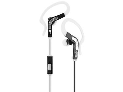 Trevi Mini Ergonomic Earphone with Microphone - White Unknown