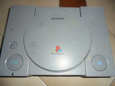 Console Sony Playstation 1 Ps1 Fat Scph 7502